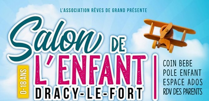 Salon de l'Enfant à Dracy-le-Fort